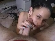 Alexis loves to play with cock at Look At Me Bitch
