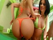 Megane and Cecilia Vega