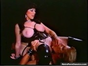 Retro Femdom Anal Strapon