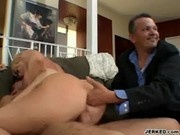 Beth Sweetney Gets Fucked In Front Of Her Husband - Handle My Wife