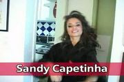 Sandy capetinha sexy making off