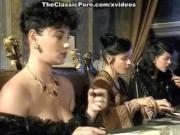 Deborah Wells Elodie John Holmes Cindy Wilson in classic xxx movie