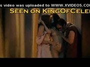 Lucy lawless and jaime murray sex scene