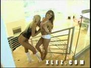 Martinez and Ally - 2 Latina Lesbian Lust