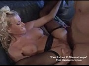 Nicole Sheridan banged on the couch