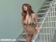 Leopard bikini
