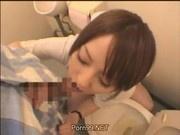 Ria Sakurai Nurse Blowjob