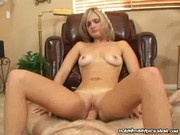 Katie May - Sexy Mom Riding A Young Cock