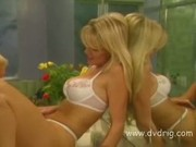 Keri windsor and silvia saint miss their boyfriends and get