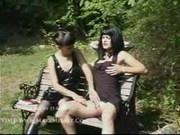 Meriam - Lesbians playing outside