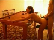 Fucked On A Billiard Table