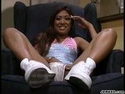 Lyla Lei - Sexy Babe Giving A Head