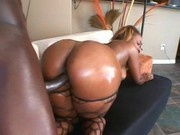 Big Oiled Up Booty- SINNAMON LOVE