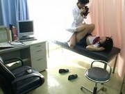 Spycam Schoolgirl Medical Examination
