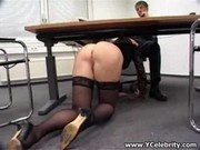 MILF - Want a Job, Let Us Fuck You and Drink our Piss