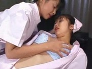 asian Japanese Lesbian Nurse Uncensored 1
