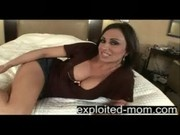 busty milf nailed by big black cock