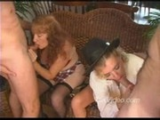 Mature Orgy 1