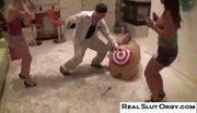 Real slut orgy - u missed out