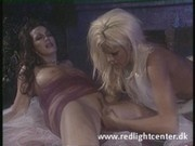 Hot Lesbian sex by the fire place