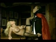 Rocco Siffredi and Tonisha Mills Ejacula la vampira.....By Saamba
