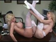 Lesbian Big Boob Nurses - Misty Knights and Tara Moon