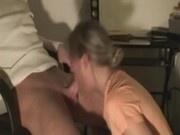 Horny Wife Gets Superb Facial