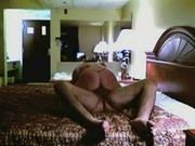 horny couple enjoying their sex life in Hotel