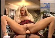 Jenna jameson rides that dildo