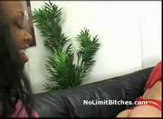 Lil ebony lesbian jade whips pinky her thick black ass