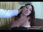 Busty MILF Roughed Up