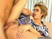 Crazy Teacher Hot Anal!