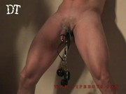 Straight Master Gay Slave-Extreme CBT