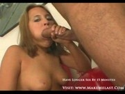Big cock pampering young cunt 2