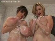 Milena Velba - Bath with Vicky