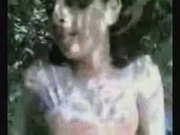 Desi bangalore young girl sex show