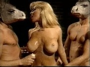 Jill Kelly - from best of gregory dark fuck by two guys