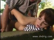 Three Big Studs Wake Up In A Magic Garden Where Amazing Sandra Kay Spreads Feet