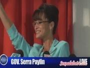 A la gobernadora le encantan los conejitos