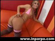 Natalia rossi - pigtails round asses #10, scene 2 part-1 xv