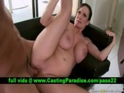 Stephanie Wylde, busty milf fucking and gets cumshoot