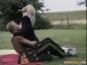 Public Hardcore With A Hot Blonde - Sex In Public Places