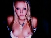 Very hot Gina on msn cam