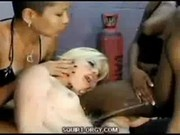 Lesbian Squirt Facial