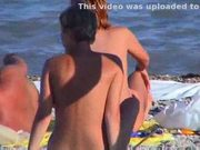 Beach with nudist 2