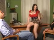Daphne Rosen has big tits