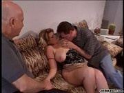 Lisa Sparxxx - Wife Cheats In Front Of Her Husband
