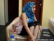 Desi ladiki stripping and tit fucked