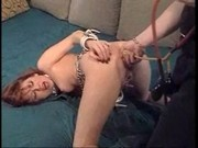 Redhead Enema