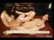 Maria Ozawa and Yuka Osawa, asian babes licking